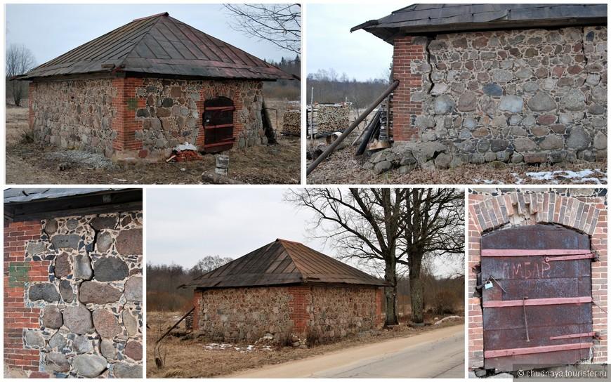 Работы много - например, этот старинный амбар требует срочной реставрации.