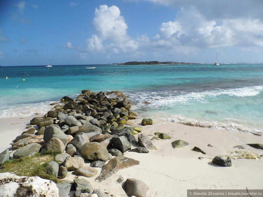 Первый осмотр -- Ориент-пляж.