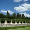 сад Боболи, сделан амфитеатром , экскурсии по Флоренции с частным индивидуальным гидом на русском языке