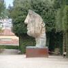 Сад Боболи, статуя Игоря Миторая, экскурсии по Флоренции с частным индивидуальным гидом на русском языке