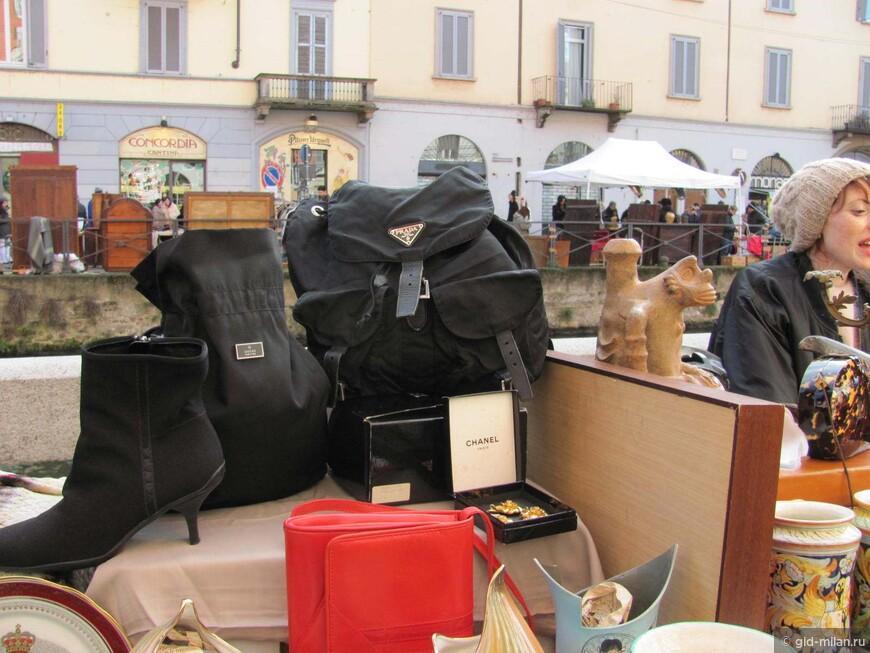 Рыночные развалы Европы излюбленное место охоты для ценителей моды. Обычные вещи с годами превращаются в старьё, а эксклюзивные бренды в винтаж.
