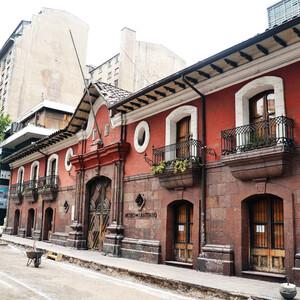 Центр Сантьяго