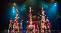 Port Aventura устроит цирковое шоу в Екатеринбурге на выставке Лето-2014
