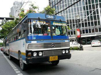 Транспорт в Бангкоке: все виды передвижения по тайской столице