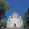 Церковь святого Георгия  на Опленце