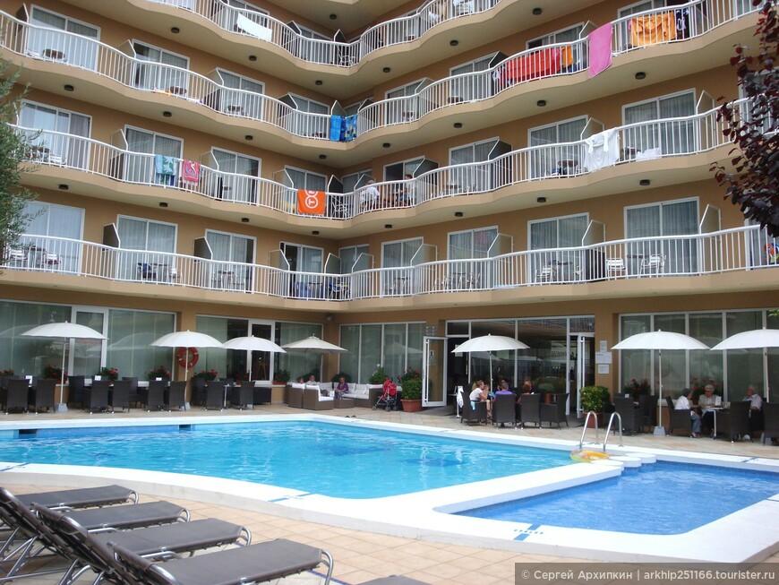 Hotels Novara calella