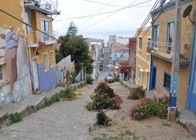 Чили. Вальпараисо и Реньяки