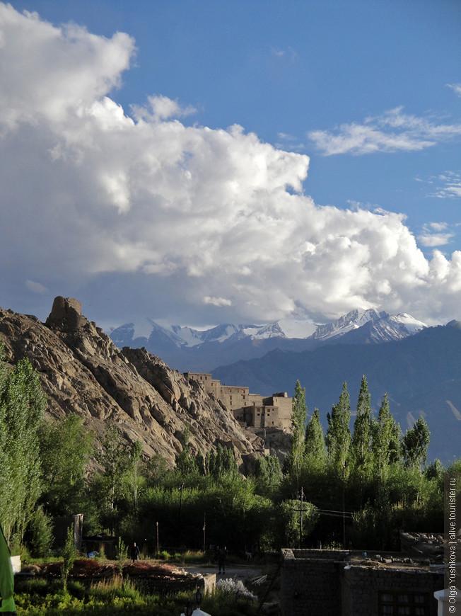 Лех. Город в сердце Гималаев.
