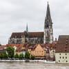 Дунай, Регенсбург
