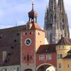 Мостовая Башня, Регенсбург