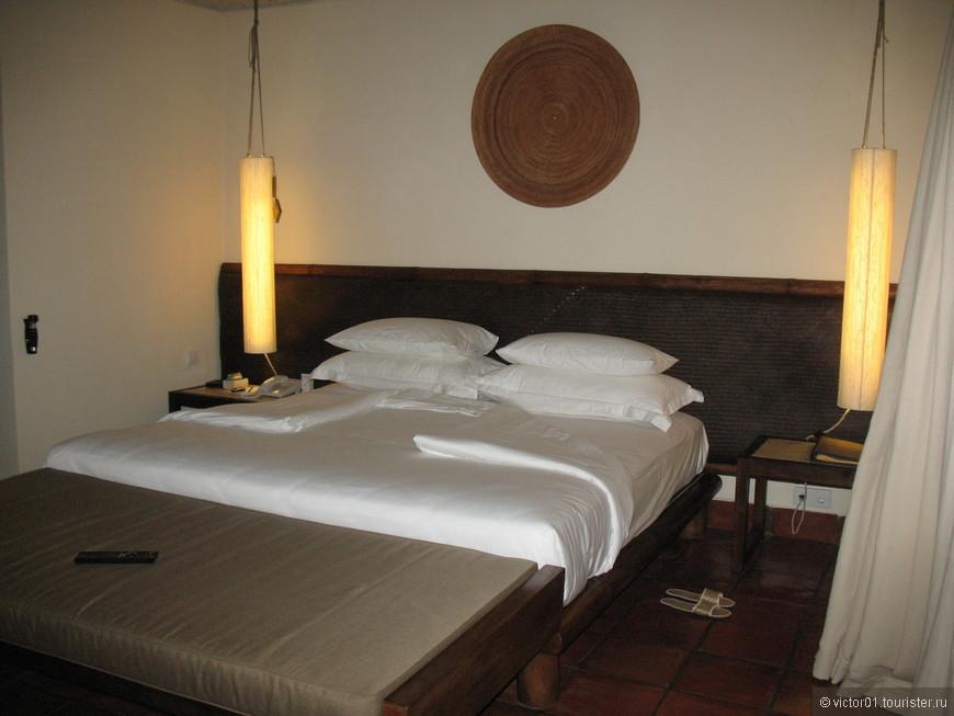 Номер в отеле Jeevaklui Hotel 4*