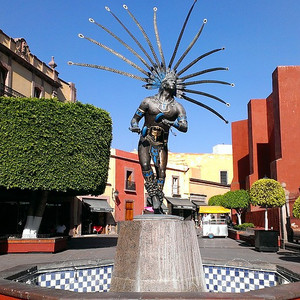 Керетаро: прогулка по центру города
