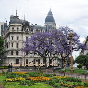Буэнос-Айрес — город добрых ветров
