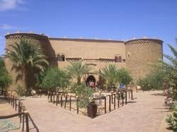 В пустыне открылся отель