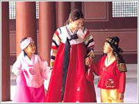 В Южной Корее пройдет фестиваль национального костюма