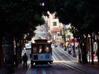 Сан Франциско. Даунтаун.