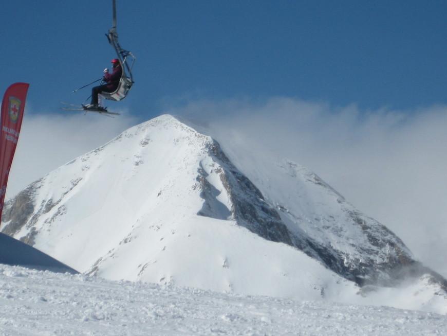 Пик Вихрен. 2914 метров, Пирин, Болгария, март 2014