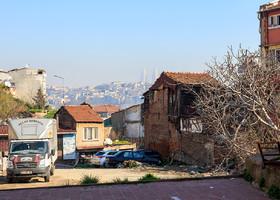 Стамбул, часть 3 — Утренние улочки и дворы