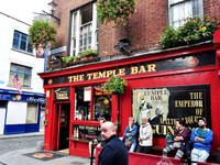 Дублин — город без контрастов. Темпл Бар