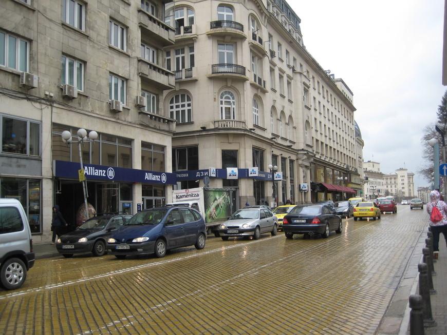 София, центр
