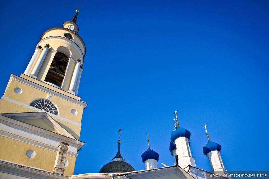 Благовещенский собор 1715 г