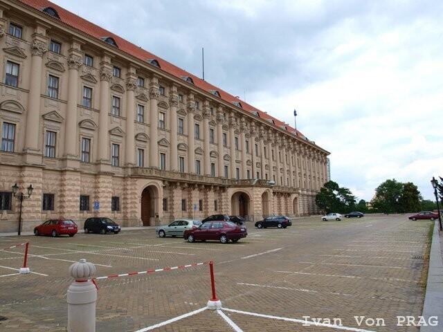 Чернинский дворец - министерство иностранных дел