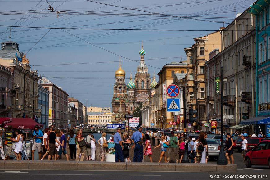 Невский проспект летом..)))