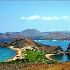 Галапагосские пейзажи