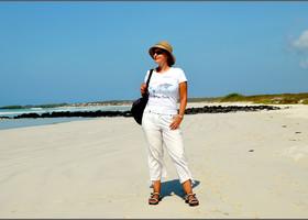 Санта-Крус, пляж Тортуга Бей.