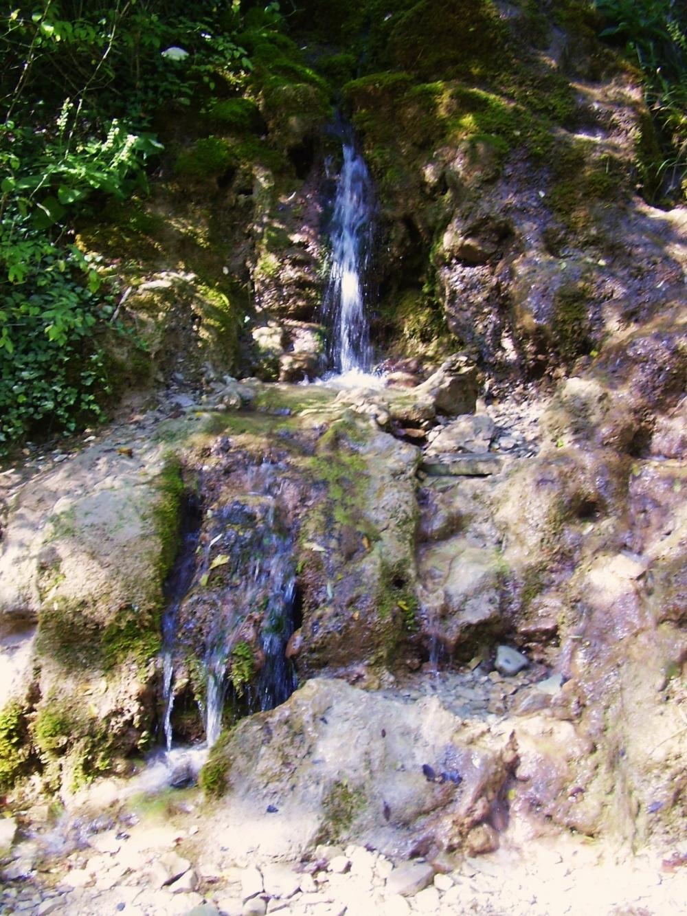 водопады в витязево фото любительских