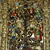 Алтарь-композиция в виде Древа Иессеева (Корень Иессеев) в храме Св. Франциска