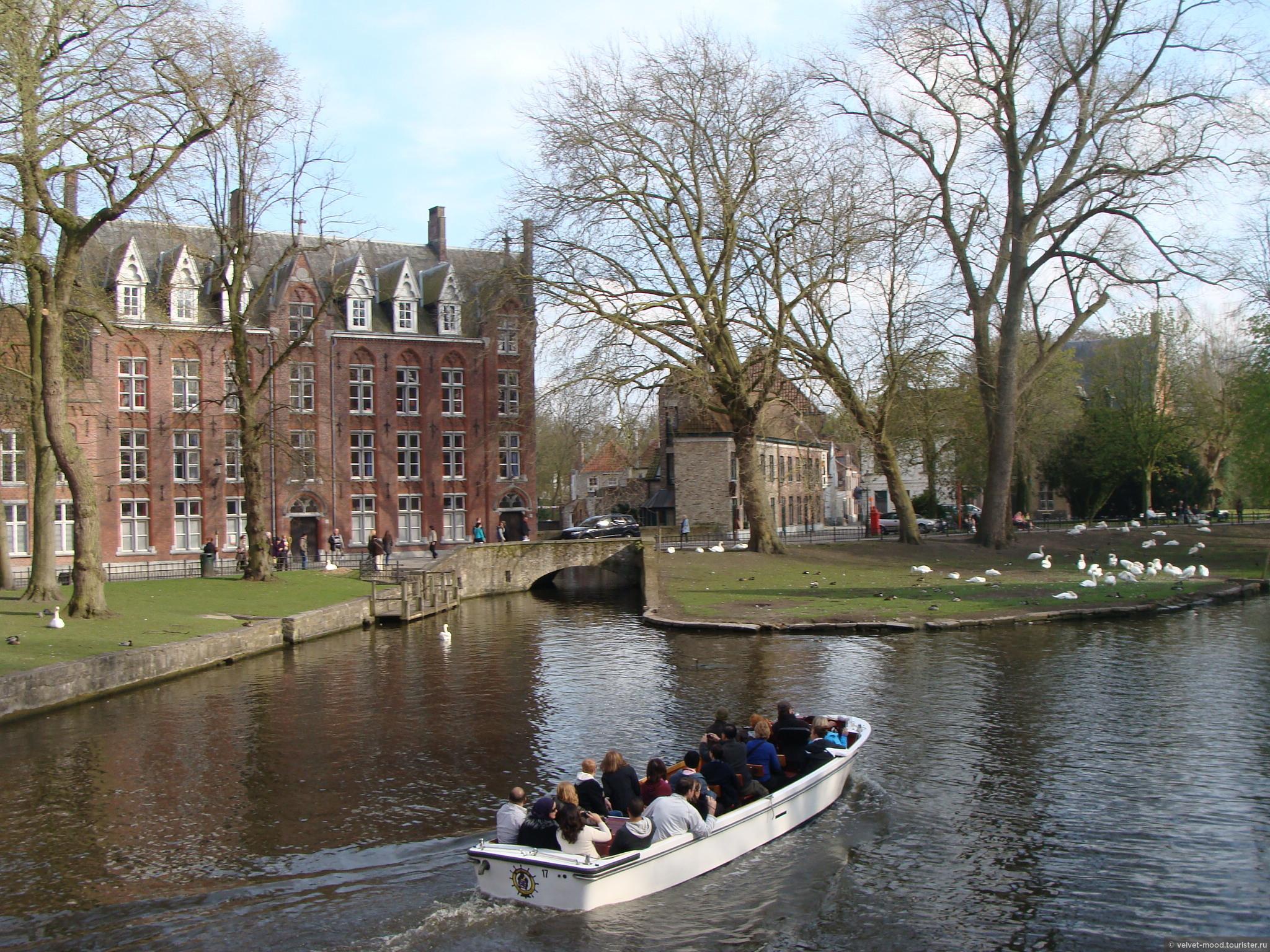 амстердам в апреле фото