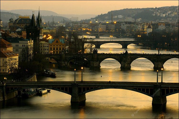 Прага мюнхен расстояние