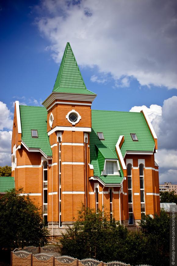Христианская Пресвитерианская Церковь «Живой Источник»