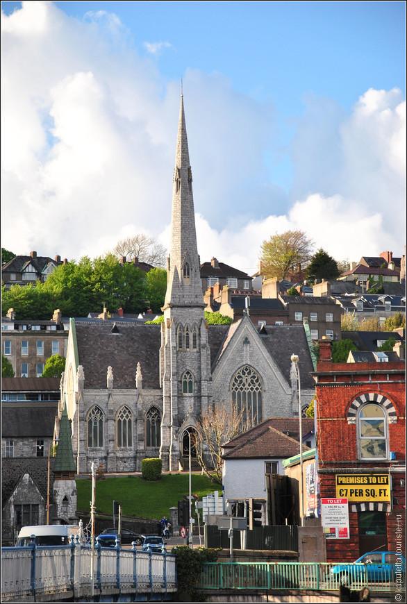Корк - старинный и уютный город, ничем не уступающий столице...