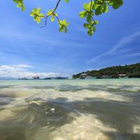 Экзотический Борнео. Пулау Гайя — лучший пляж