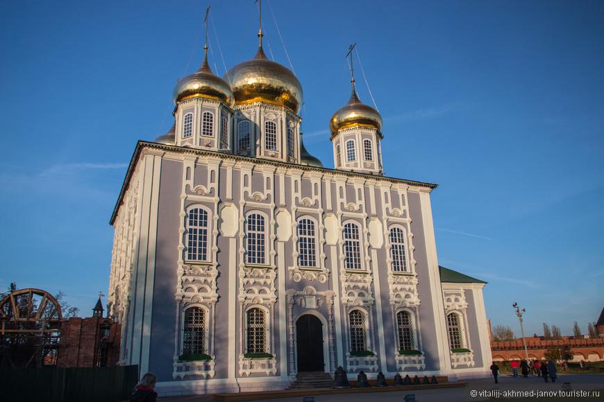 Успенский собор Тульского кремля.