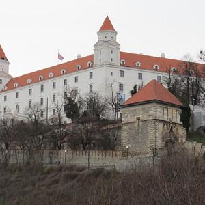 Братислава декабрь 2013 г.