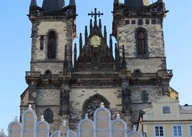 Прага декабрь 2013
