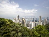 Азиатский мегаполис с британским акцентом