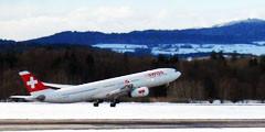 Количество рейсов из России в Швейцарию в зимний период увеличится