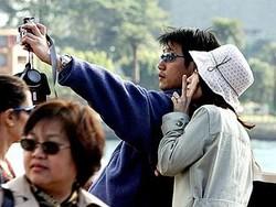 В Европе растет число туристов из Японии