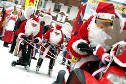 В Швейцарии пройдет чемпионат Санта-Клаусов