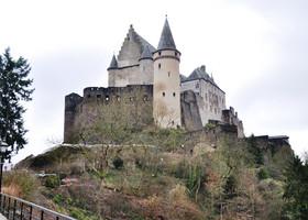 Поездка по Великому герцогству Люксембург. Шенген — это здесь