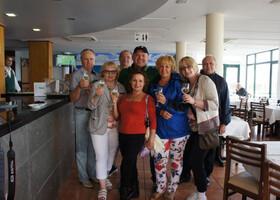 На экскурсии в Порту-Мониш#остров#Мадейра#Пор