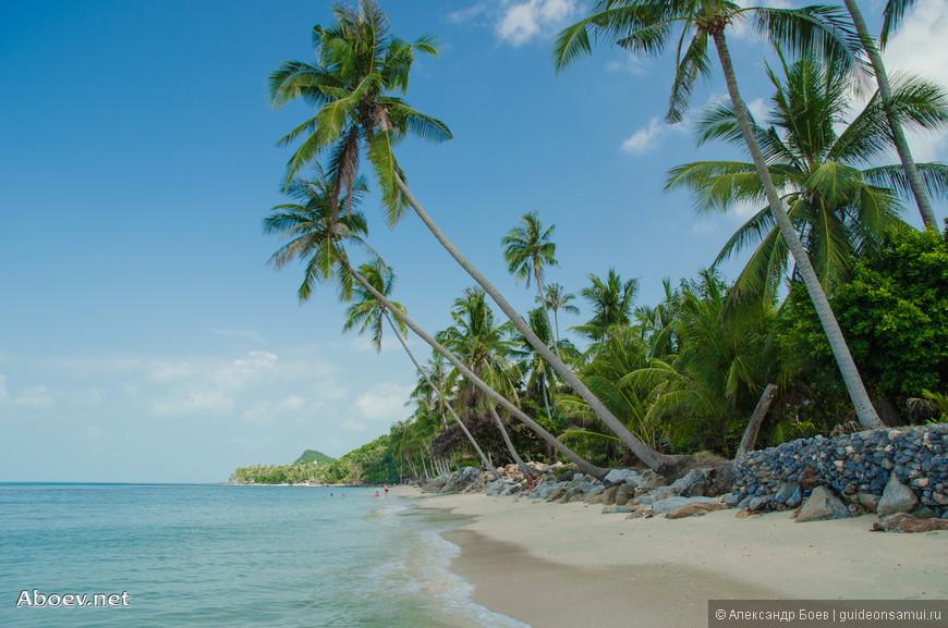 о. Самуи, пляж Бан Тай