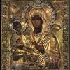 Чудотворная икона Иверской Богоматери