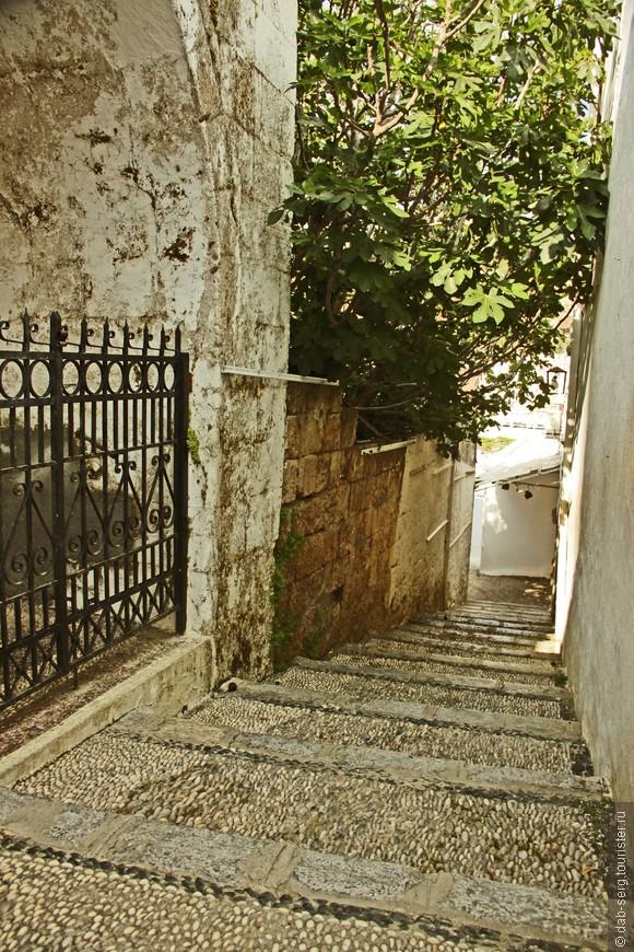 улочки старого квартала