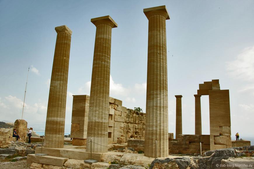Храм Афины Линдосской