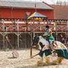 Экскурсия в Детенице, Рыцарский турнир Детенице